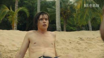 Nick robinson naked