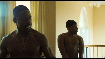 The Sexy Kelvin Harrison Jr. Nude at Mr. Man