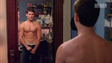 Maguire naked tobey Tobey Maguire