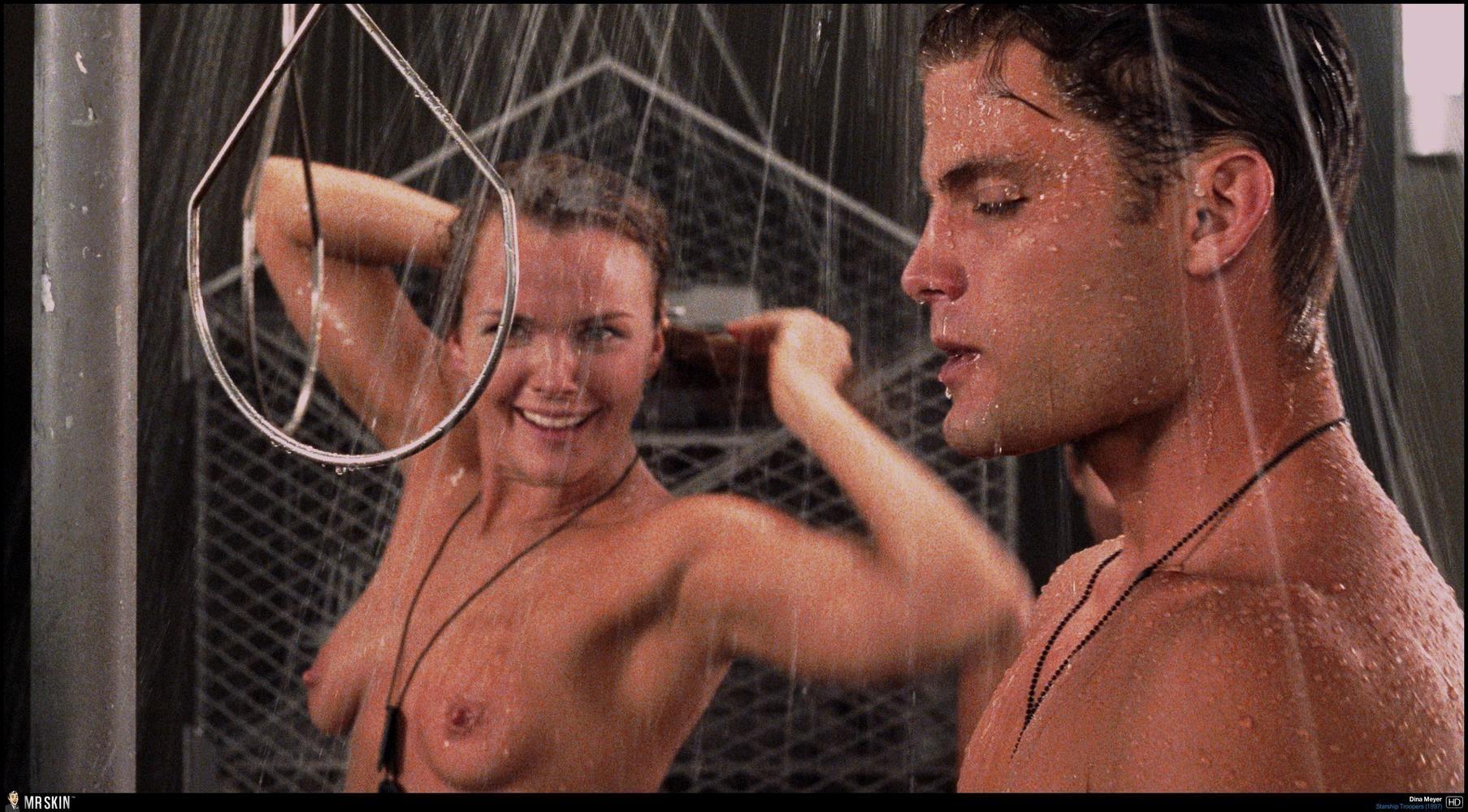 Dina Meyer Naked