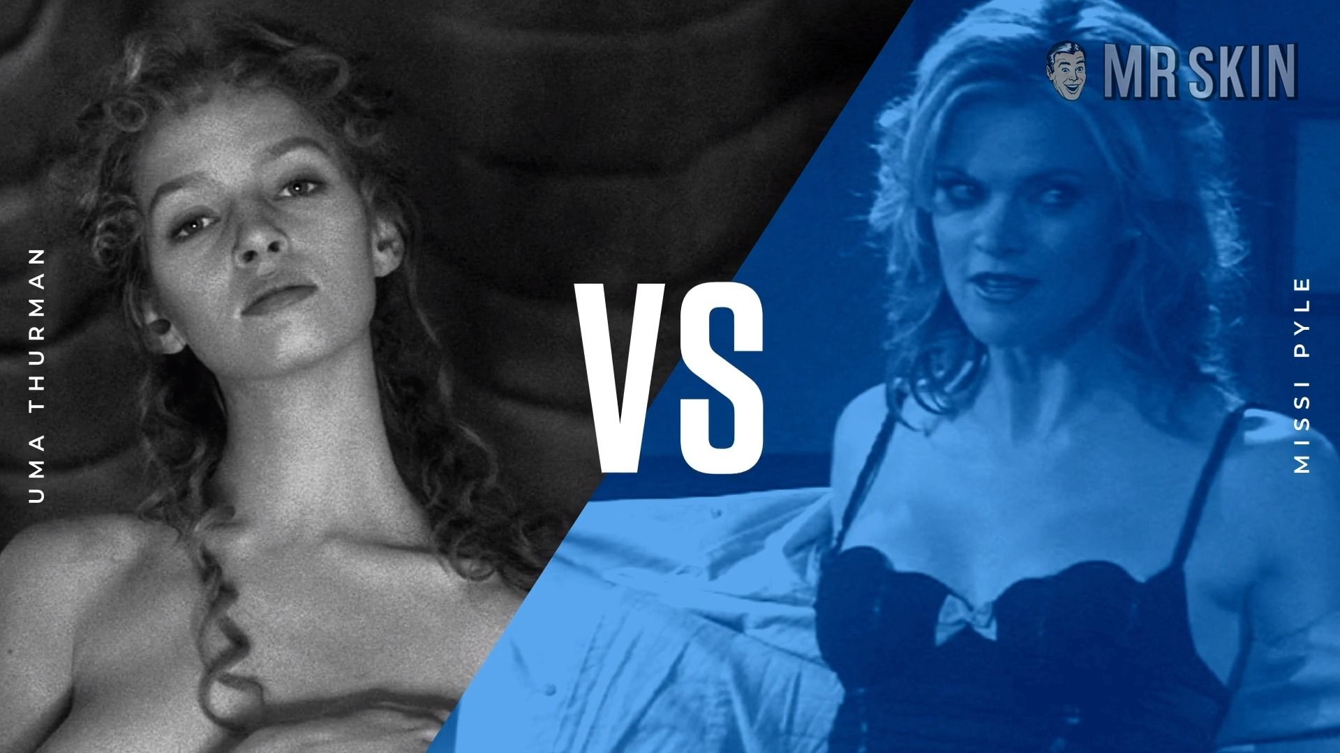 Battle of the Babes: Uma Thurman vs. Missi Pyle