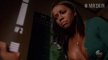 Naomi naked aja king Hot 10: