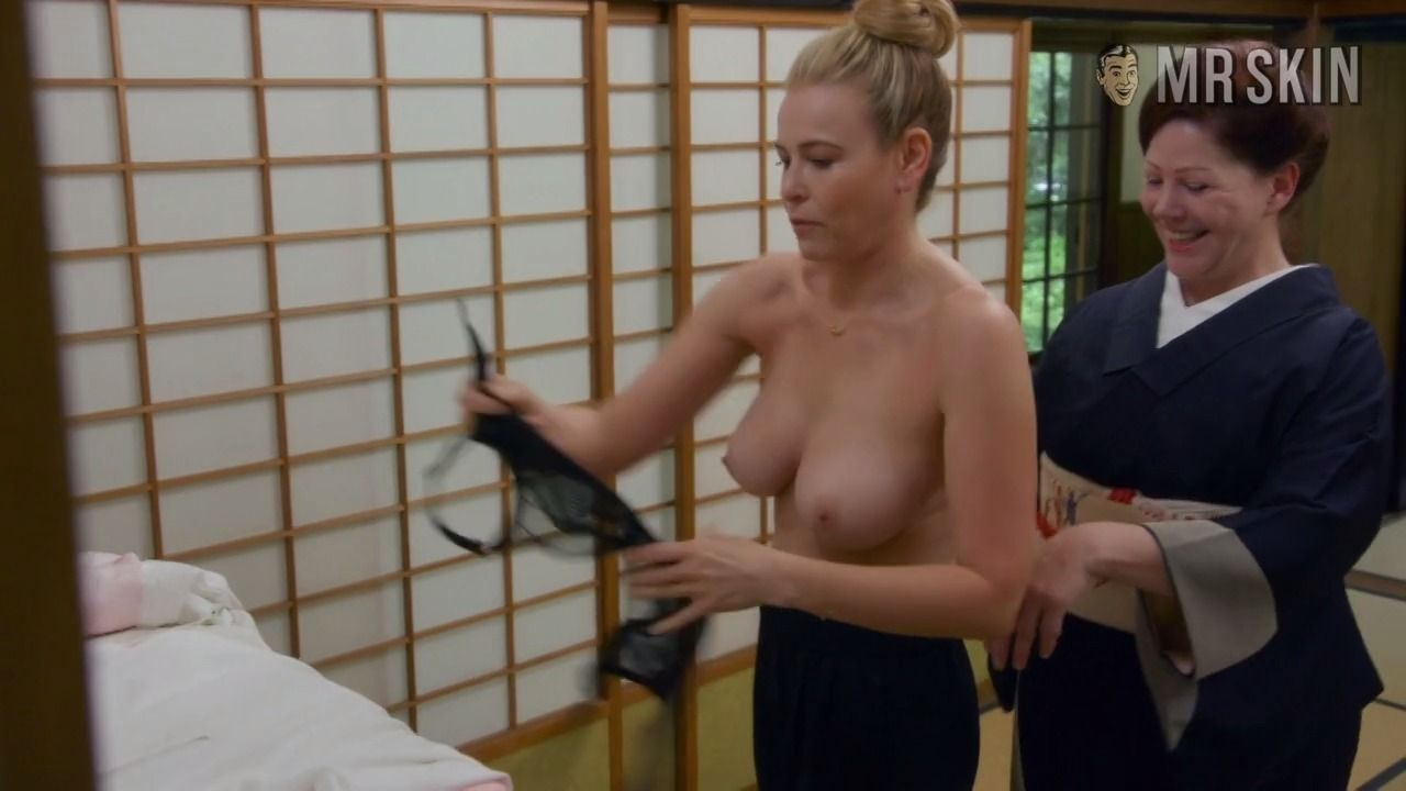 Naked Chelsea Handler Nudes Photos