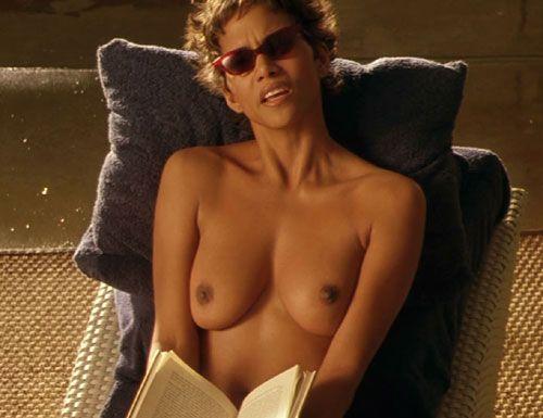 Halle Berry Nude In Swordfish